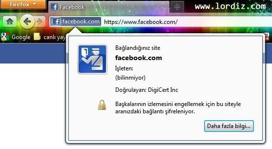"""Facebook ve Twitter Hesaplarının Güvenliği İçin """"https://"""" - internet-siteleri"""