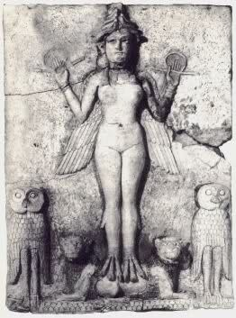 "Tarihin İlk Feministi ""Lilith"""