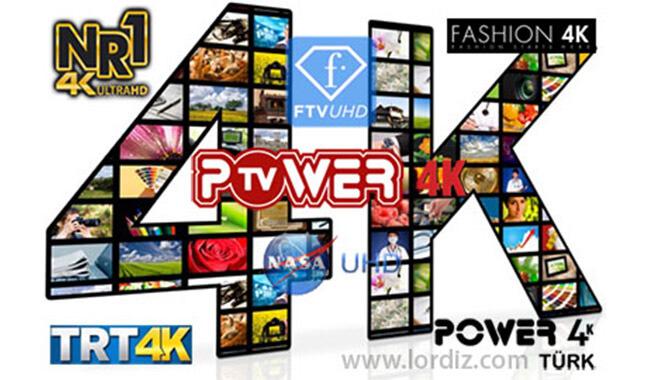 4K - 8K Yayın Yapan Televizyon Kanalları ve 4K - 8K Videolar - basin-medya