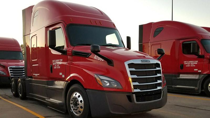 ATS  Freightliner Cascadia 2018 2 - American Truck Simulator için Freightliner Cascadia 2018 Modu