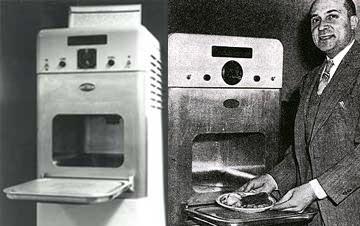 """Savaştan Çıkan İcat: """"Mikrodalga Fırın"""""""