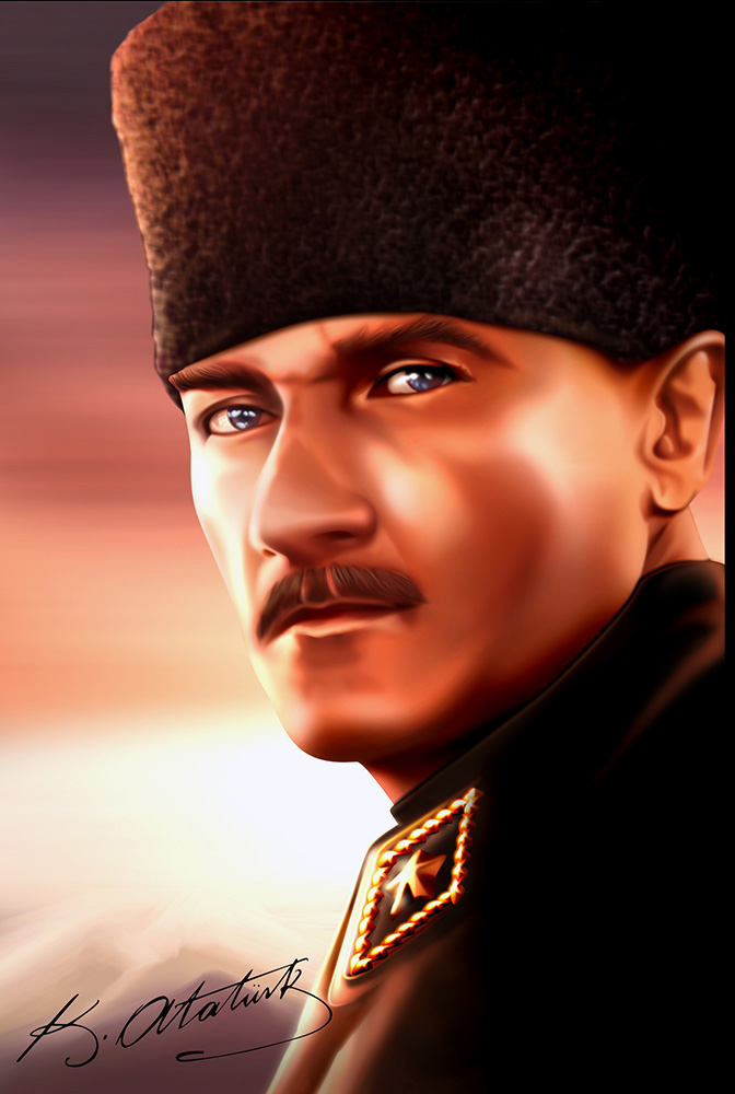 Telefonlar için Mustafa Kemal Atatürk Duvar Kağıtları - cep-telefonu-teknoloji-haber, mustafa-kemal-ataturk-yuce-atam