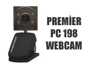 Premier PC 198 Webcam Driver İndir - windows-destek