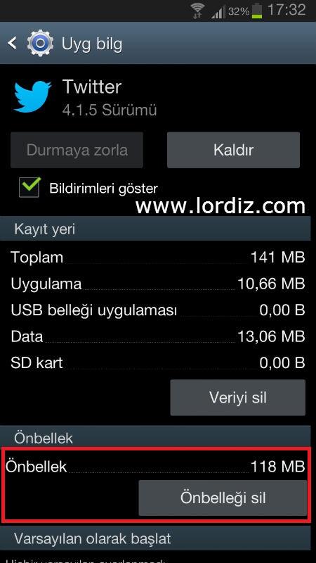 Scr1 zpsc65e653e - Android Cihazlarda Hafıza Sömürgeni Uygulamalara Dikkat!