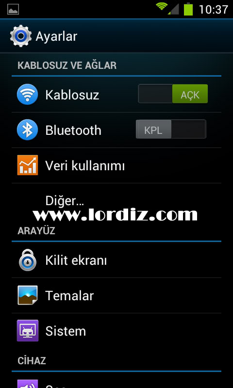 Samsung Galaxy S Plus i9001 İçin REMİCS Android 4 0 4