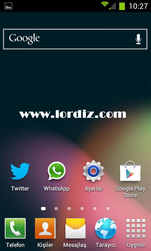Screenshot4 - Samsung Galaxy S Plus i9001 İçin REMİCS Android 4.0.4