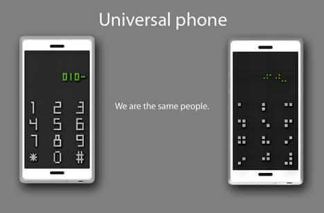 Seungan Song'dan Görme Engelliler İçin Telefon Projesi - cep-telefonu-teknoloji-haber