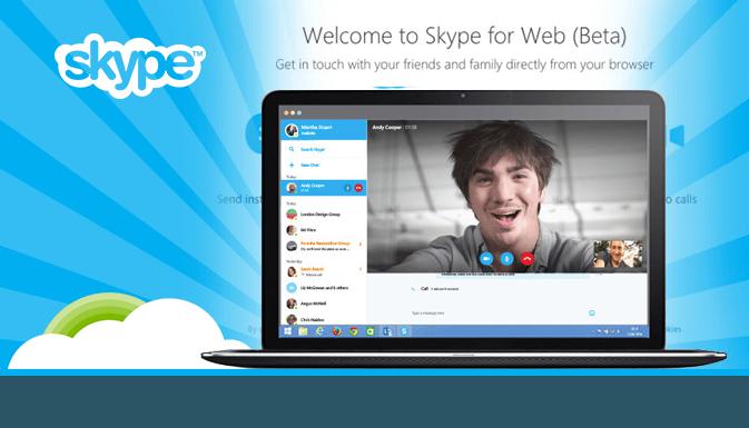"""Skype main zpsmnlx6xps - Tarayıcıdan Sohbet Keyfi için """"Web Skype"""""""