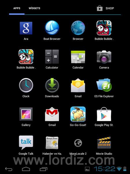 Ss4 - ReedPad2 Tablet İçin Android 4.0.4 İCS (Türkçe Dil Yamalı)