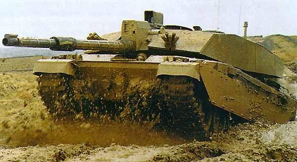 T4 - Tarihin En İyi 10 (Eski) Tankı