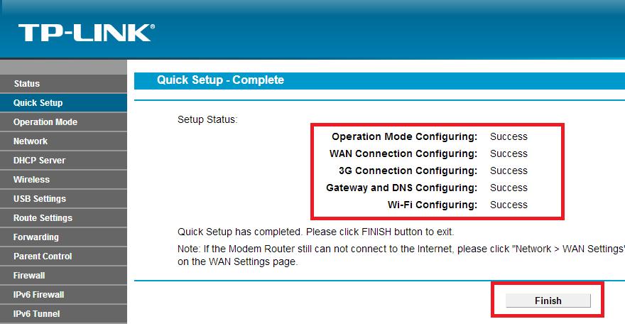 TP-Link TD-W8968 Kablosuz Modem Kurulum (Resimli Anlatım) - windows-destek