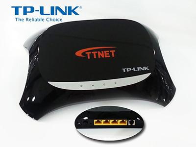 TTNET TP-LINK TD864W Adsl Modem Kurulumu