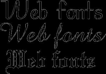 Yüzlerce Ücretsiz Yazı Stili ve Font Arşivi