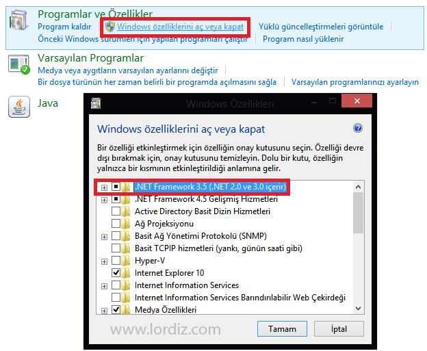 """ac kapat3 zpsc12e8a5c - """"Microsoft .Net Framework 3"""" Sorunu ve Çözümü"""