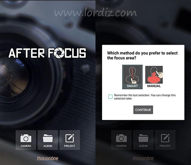 """Fotoğraf Arka Plan Bulanıklaştırma Uygulaması """"After Focus"""" - elma-dunyasi, google-play"""