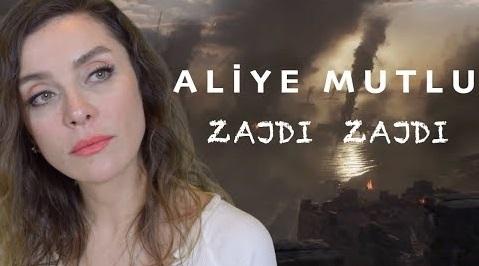 Aliye Mutlu – Zajdi Zajdi Türkçe Sözleri