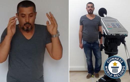 """En Uzun Kesintisiz Vokal Notası Rekoru """"Alpaslan Durmuş – Türkiye"""""""