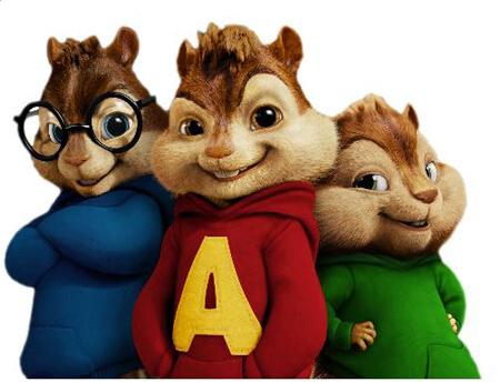 "alvin and the chipmunk zpso199dhda - Yeni Nesil ""Alvin ve Sincaplar"", Kidz Tv'de"