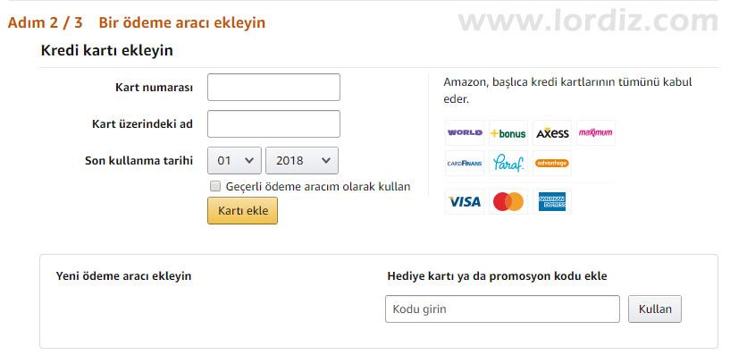 Amazon.com.tr'den Alışveriş Yapmak! Amazon Güvenilir Mi? - internet-siteleri