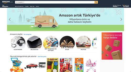 amazon turkiye - Amazon.com.tr'de Mağaza Açmak ve Satış Yapmak