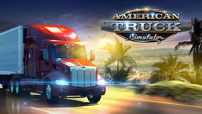 American Truck Simulator için Freightliner Cascadia 2018 Modu