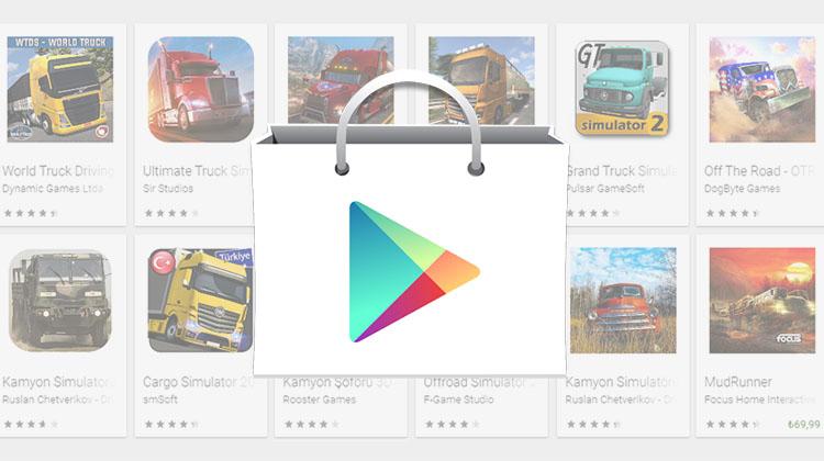 android kamyon tir simulasyon oyunlari - Mobil Cihazlar için ETS-ATS Alternatifi Kamyon Simülasyon Oyunları!