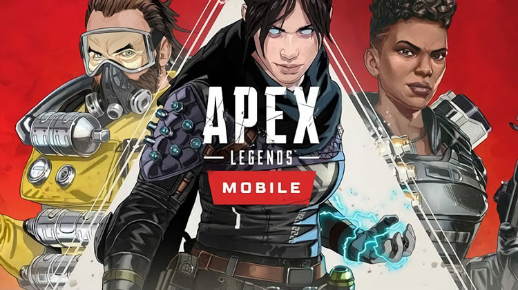 apex legends mobile - Apex Legends Mobil Kapalı Beta için İndirmelere Açıldı!