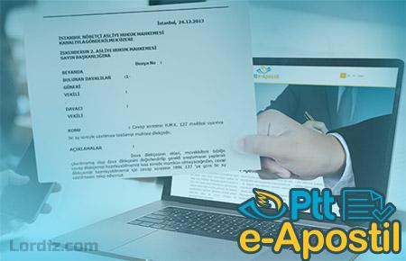 apostil eapostil nedir basuvurusu ucreti - PTT Tarafından Sunulan e-Apostil Hizmeti ve e-Apostil Hakkında Merak Edilenler!