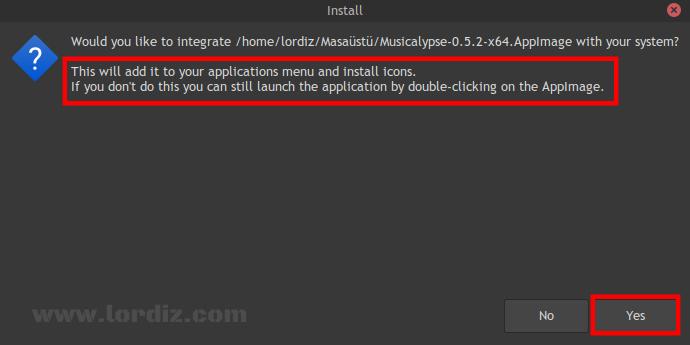 """Linux'un Portatif Uygulamaları """"AppImage""""lar Nasıl Çalıştırılır? - linux"""