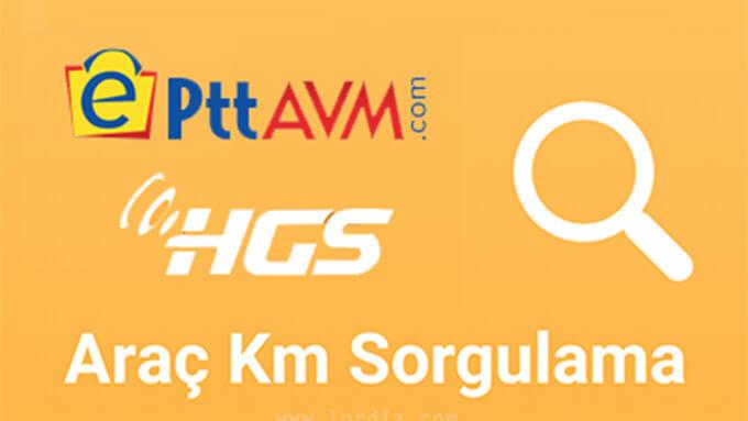 PTT ile Araç Kilometre ve Araç Muayene Sorgulama