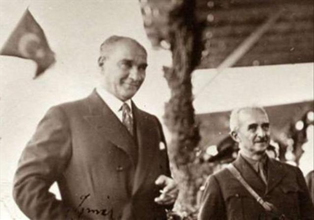 1923 Yılına Ait Mustafa Kemal Atatürk Röportajı