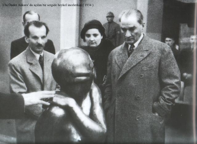 Atatürk'ün Sanata ve Sanatçıya Verdiği Önem