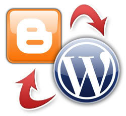 WordPress.com Blogunu, Blogspot Bloguna Aktarma