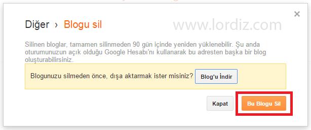 blogger sil3 zpsvvoz0md3 - Blogger (Blogspot) Blogu Nasıl Silinir?