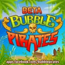 "Online Balon Patlatma Oyunu ""Bubble Pirates"""