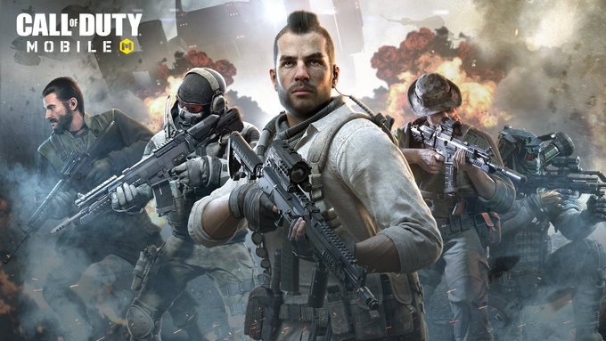 "callofduty mobile indir - Ücretsiz Call of Duty Oyunu ""Call of Duty Mobile"""