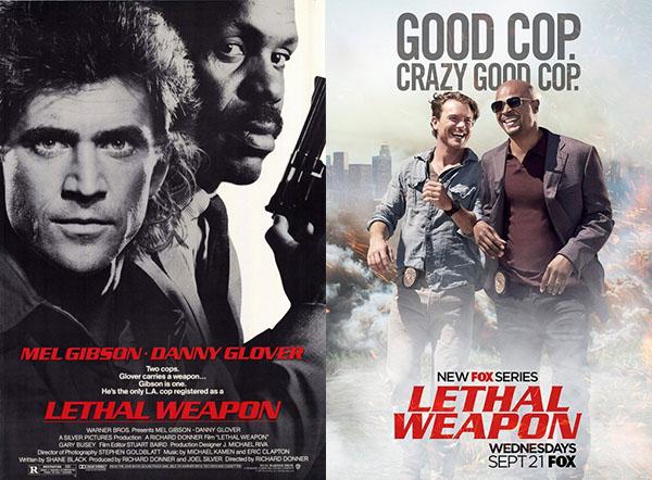 """Cehennem Silahı'nın Dizi Uyarlaması """"Lethal Weapon"""""""