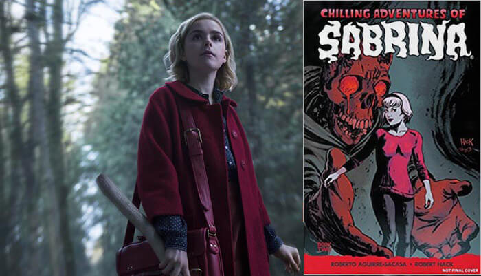 chilling adventures of sabrina - Chilling Adventures Of Sabrina 4. Sezonu 31 Aralık'ta Geliyor!