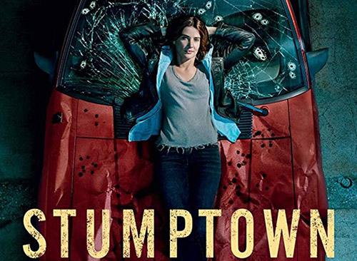 """Cobie Smulders, Polisiye Dizi """"Stumptown"""" ile Geri Dönüyor!"""