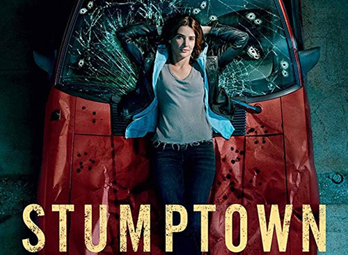 "cobie smulders stumptown  - Cobie Smulders'dan Eğlenceli Polisiye Dizi ""Stumptown!"""