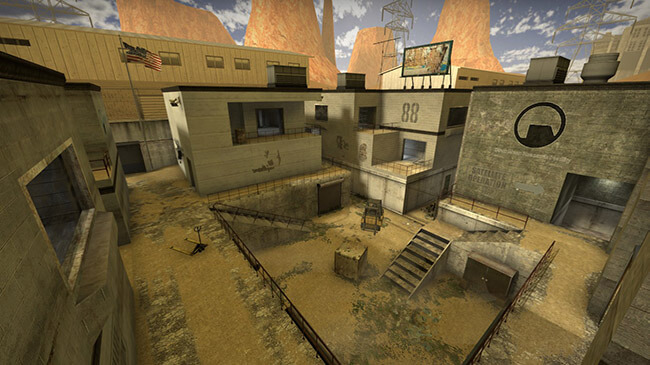 crossfire - Counter Strike: Global Offensive Steam Atölyesinden En İyi 10 Harita