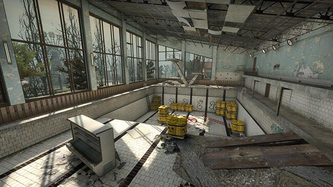 csgo pripyat - Counter Strike: Global Offensive Steam Atölyesinden En İyi 10 Harita