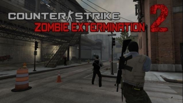 csgo zombi assault - Counter Strike: Global Offensive Steam Atölyesinden En İyi 10 Harita