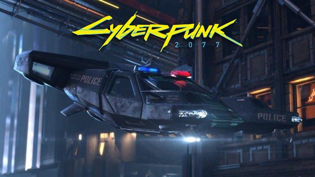 cyberpunk 2077 ucan araba - Yakın Gelecekte Dünya Cyberpunk 2077'den Farklı Olmayacak!