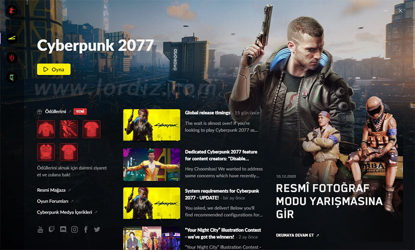 cyberpunk2077 redlauncher - Cyberpunk 2077 Uygulaması için Ön Koşulların Yüklemesi Başarısız Oldu!?