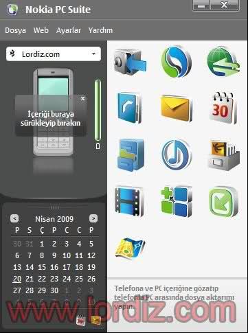 dc8vfq - Nokia ve Lumia için Türkçe PC Suite İndir