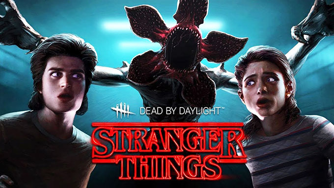 deadbydaylight stranger things - Dead by Daylight ile Stranger Things Dünyasına Yolculuk!
