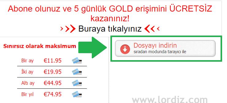 Depositfiles.com Sitesinden Dosya İndirme (Resimli Anlatım) - internet-siteleri