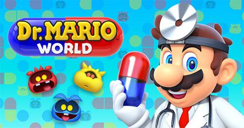 """Doktor Mario, Yeni Versiyonu """"Dr. Mario World"""" ile Mobil Platformlarda!"""