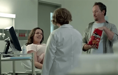 "Doritos ""Crash the Super Bowl Finalists"" Reklamı"